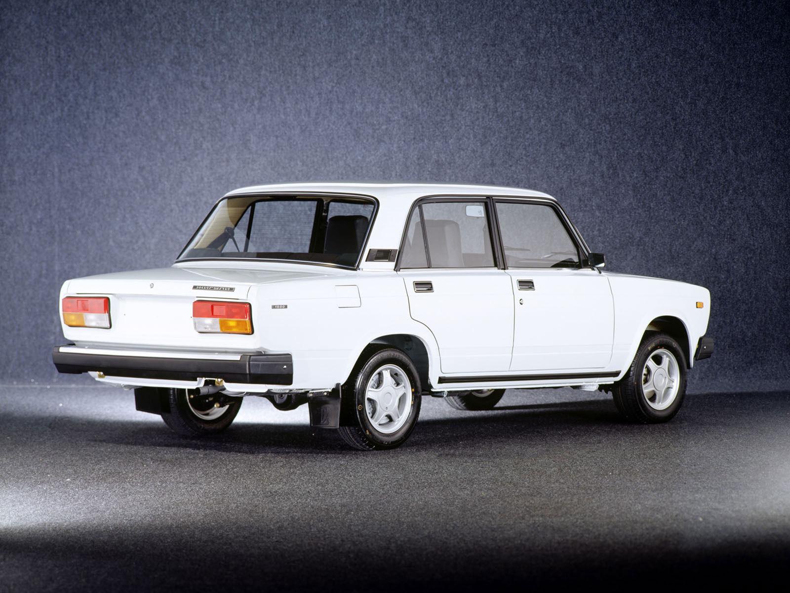 LADA 2107 1982 - 2012 Sedan #7