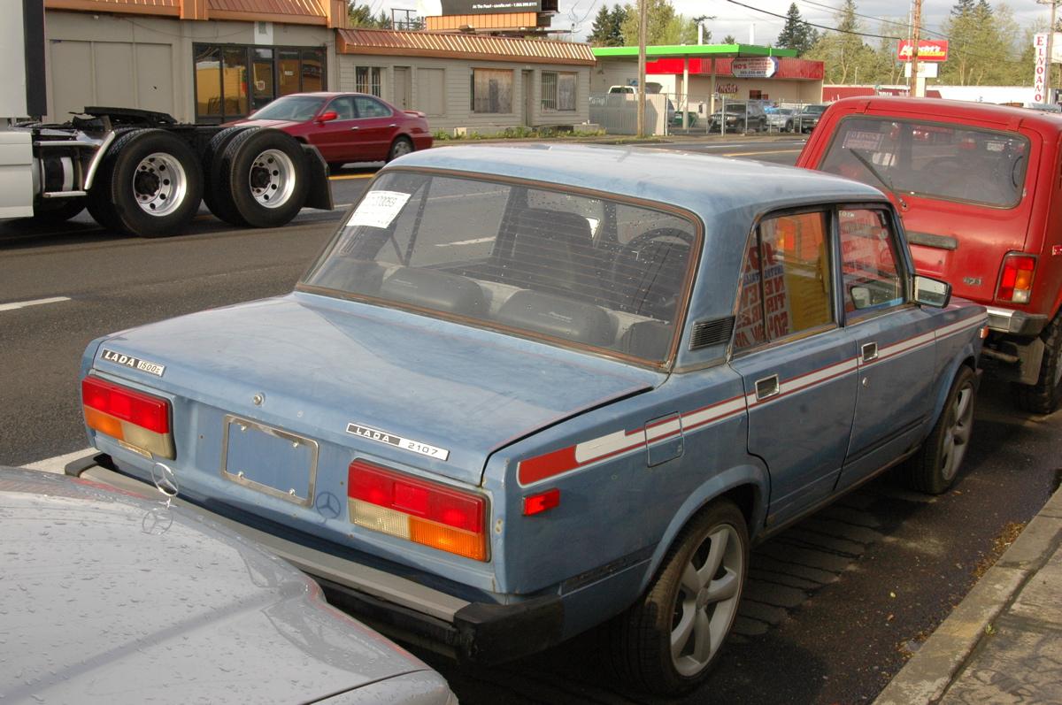 LADA 2107 1982 - 2012 Sedan #1