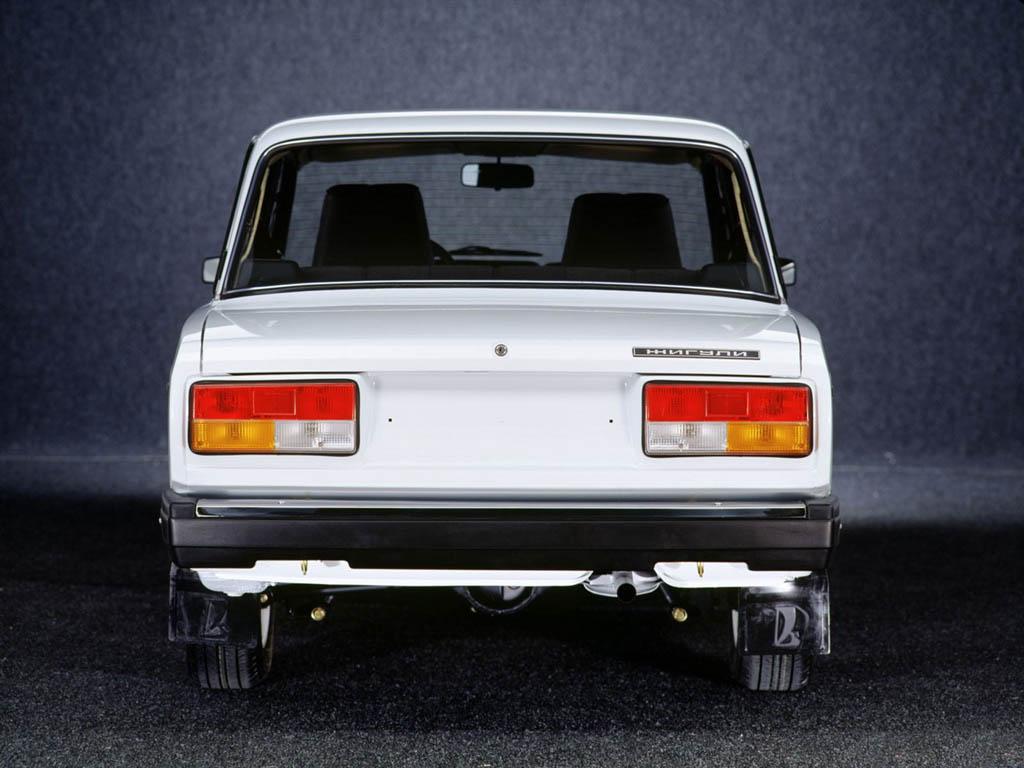LADA 2107 1982 - 2012 Sedan #2