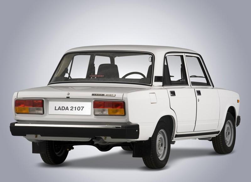 LADA 2107 1982 - 2012 Sedan #6