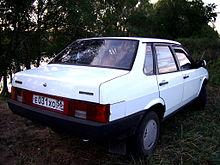 LADA 2108 1984 - 2005 SUV 3 door #4