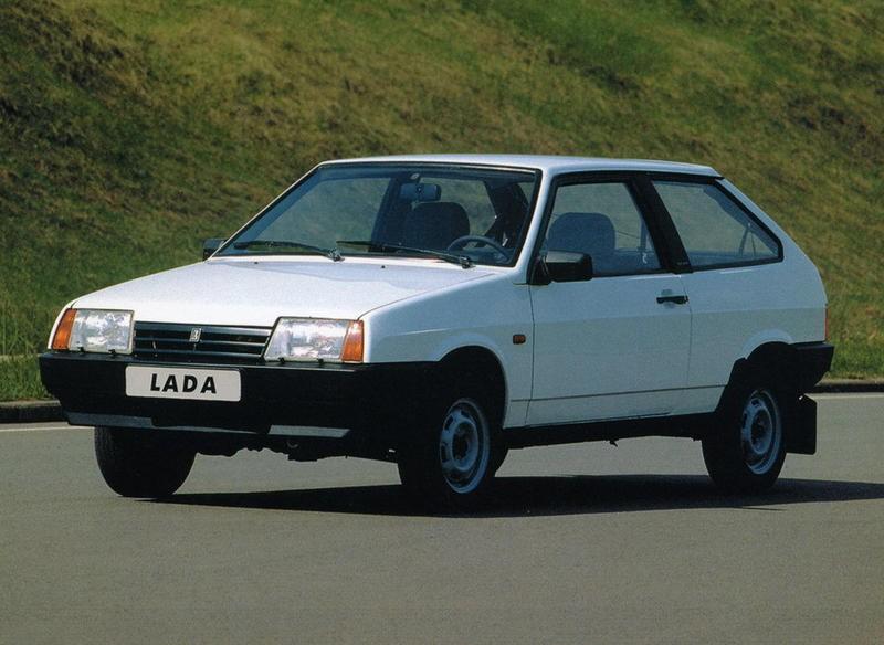 LADA 2108 1984 - 2005 Hatchback 3 door #4
