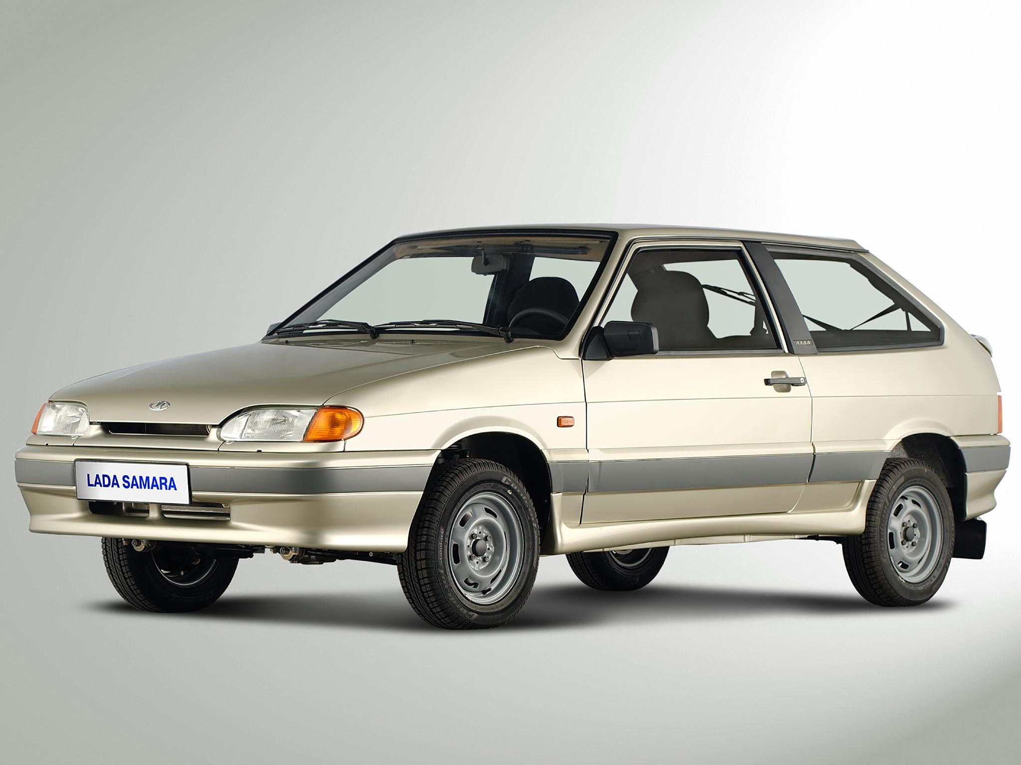 LADA 2108 1984 - 2005 Hatchback 3 door #2