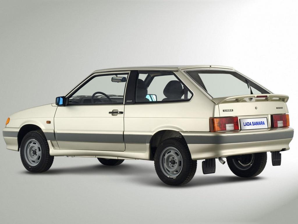 LADA 2108 1984 - 2005 Hatchback 3 door #3