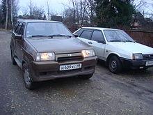 LADA 2108 1984 - 2005 SUV 3 door #3