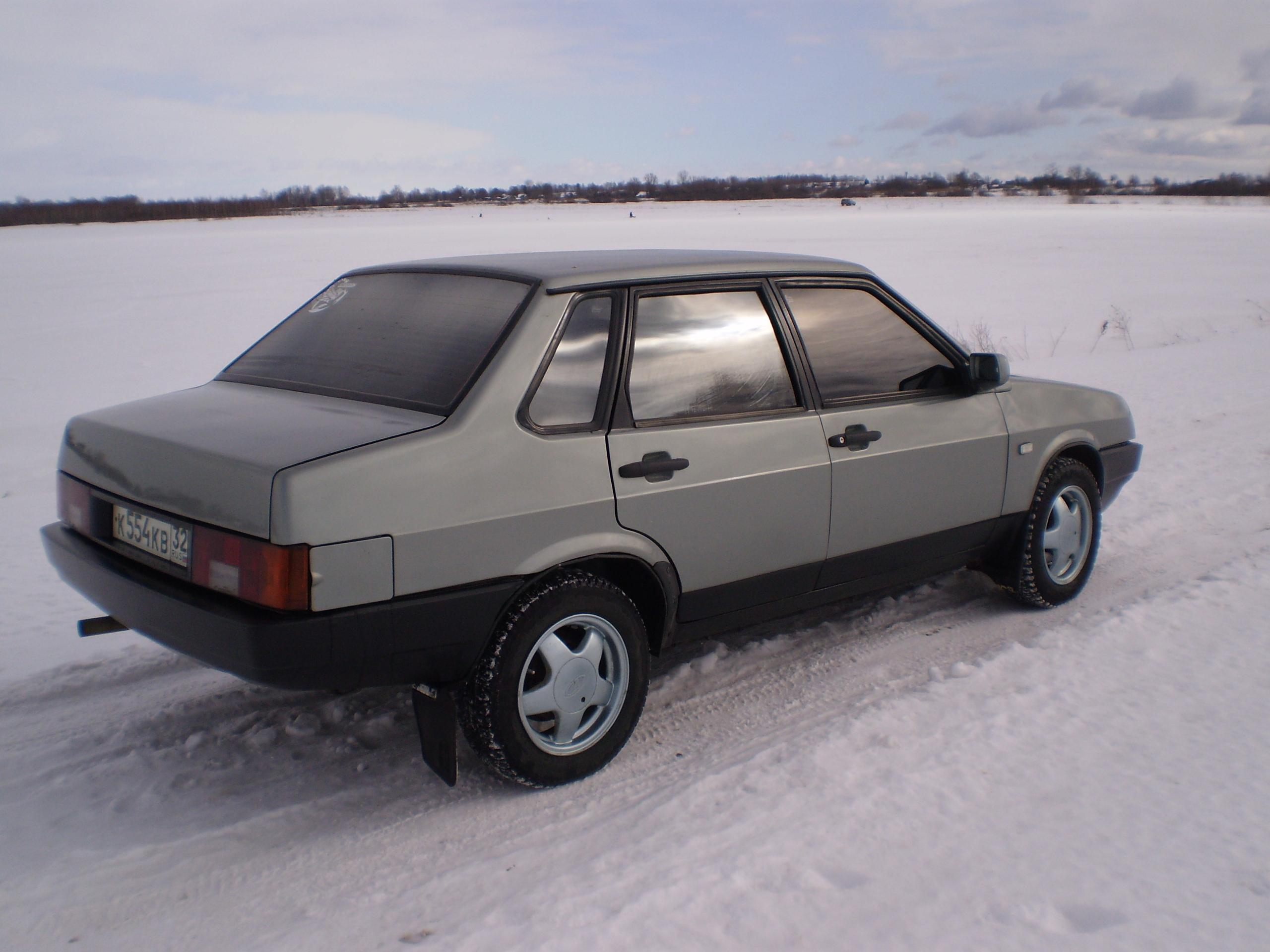 LADA 21099 1990 - 2004 Sedan #3