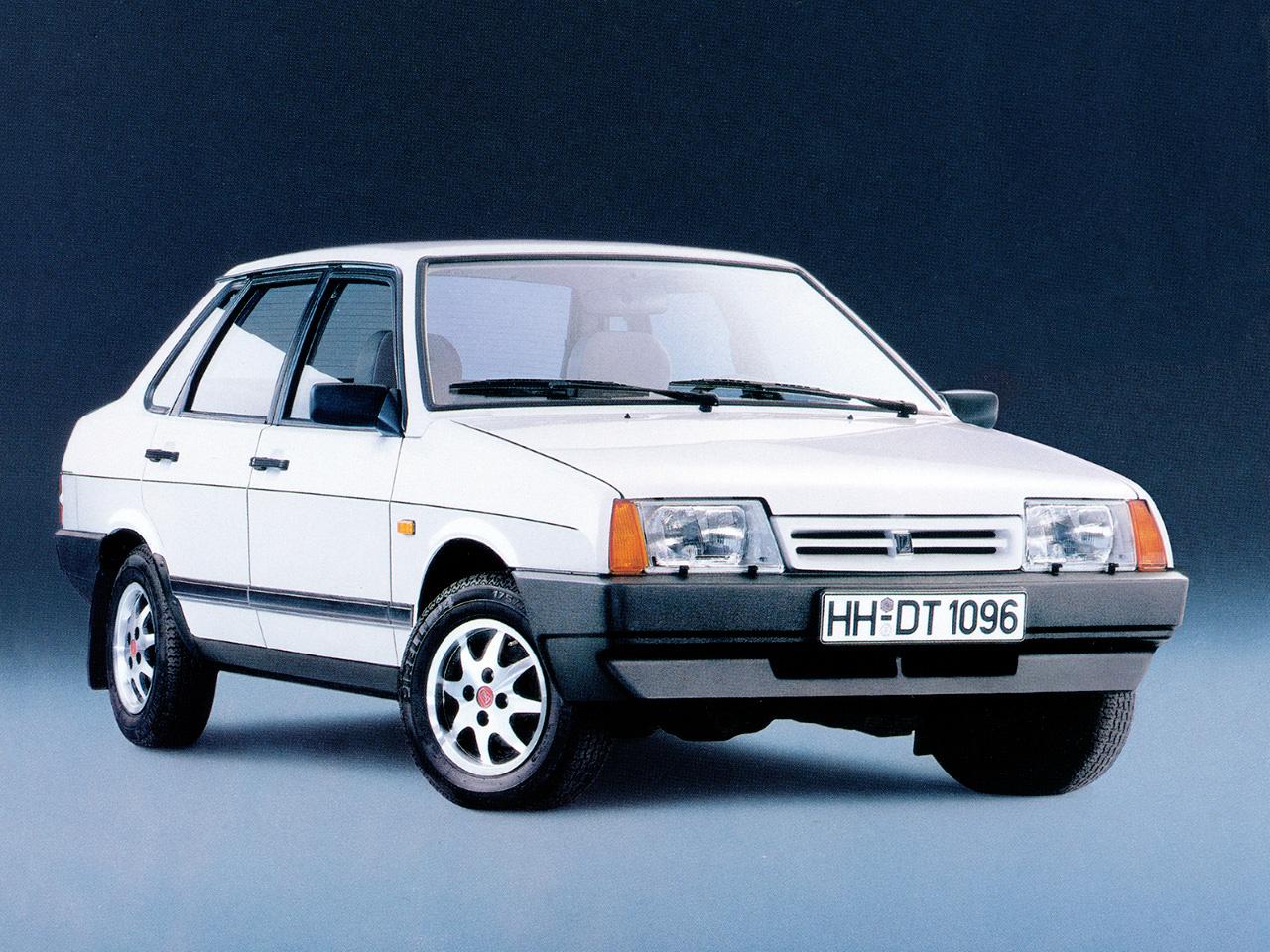 LADA 21099 1990 - 2004 Sedan #2