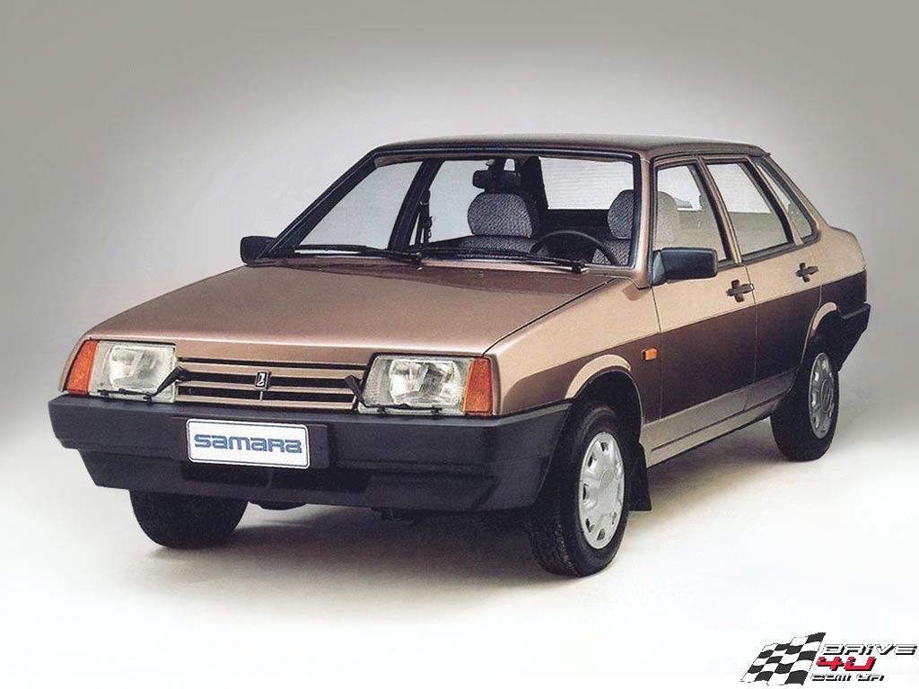 LADA 21099 1990 - 2004 Sedan #6