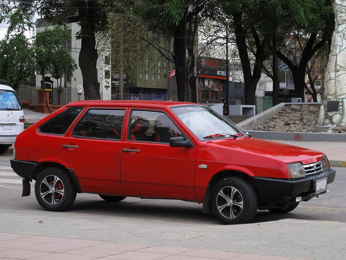 LADA 21099 1990 - 2004 Sedan #5