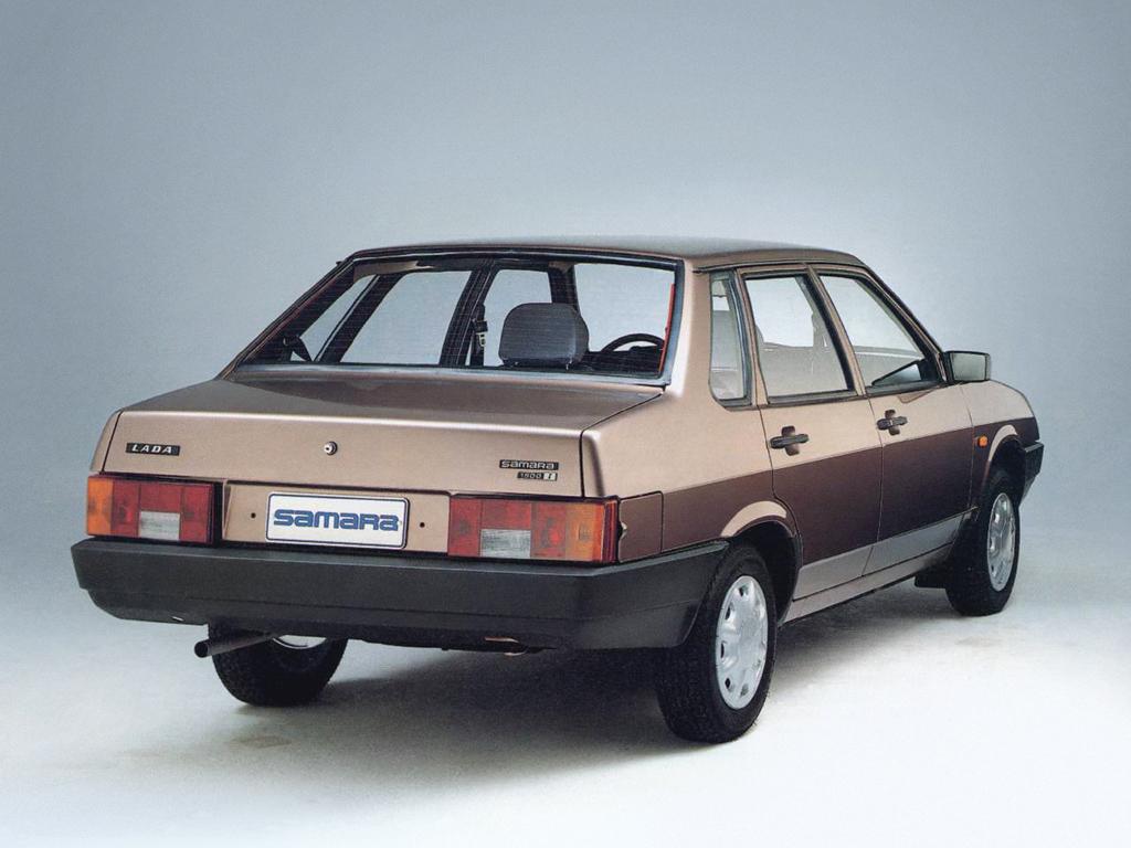 LADA 21099 1990 - 2004 Sedan #4