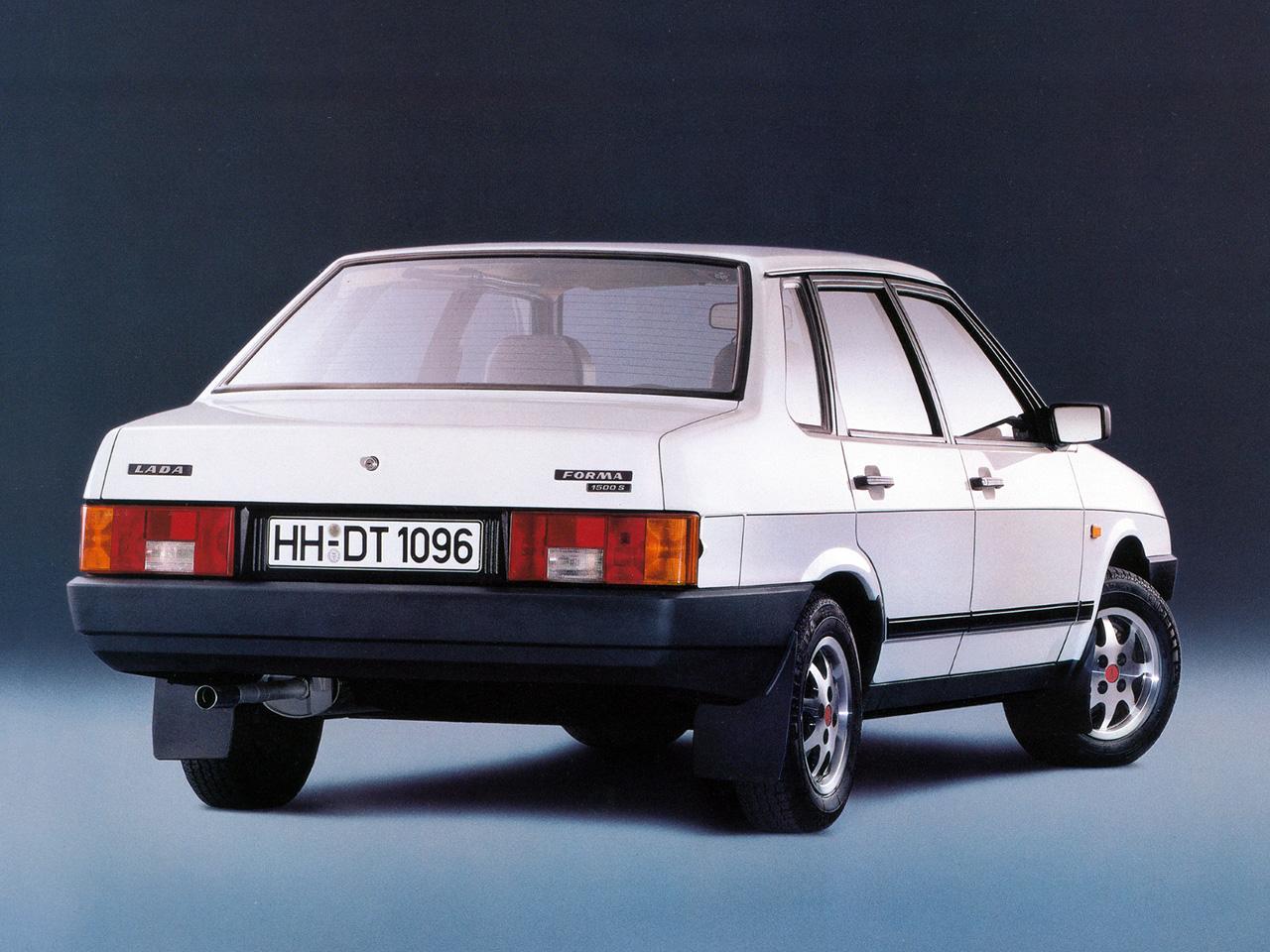 LADA 21099 1990 - 2004 Sedan #1