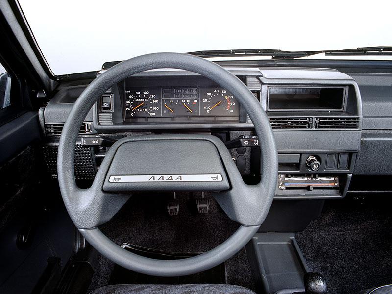 LADA 21099 1990 - 2004 Sedan #8