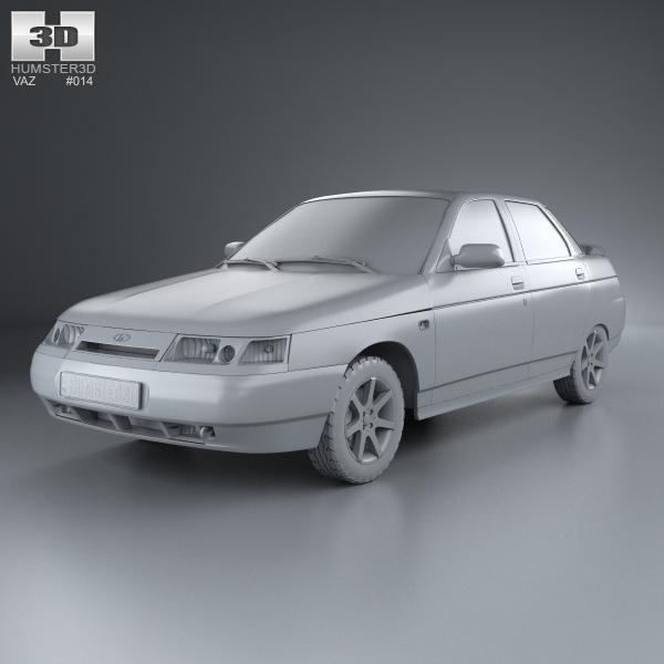 LADA 2110 1995 - 2007 Sedan #3