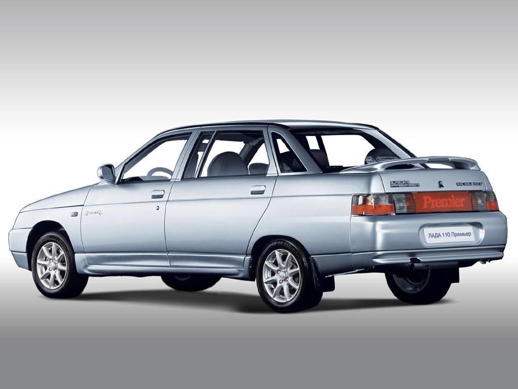 LADA 2110 1995 - 2007 Sedan #1
