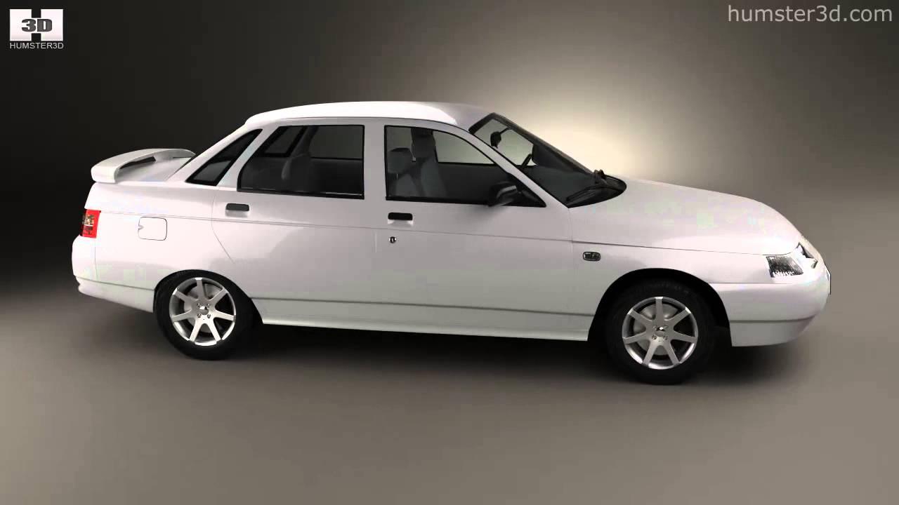 LADA 2110 1995 - 2007 Sedan #7