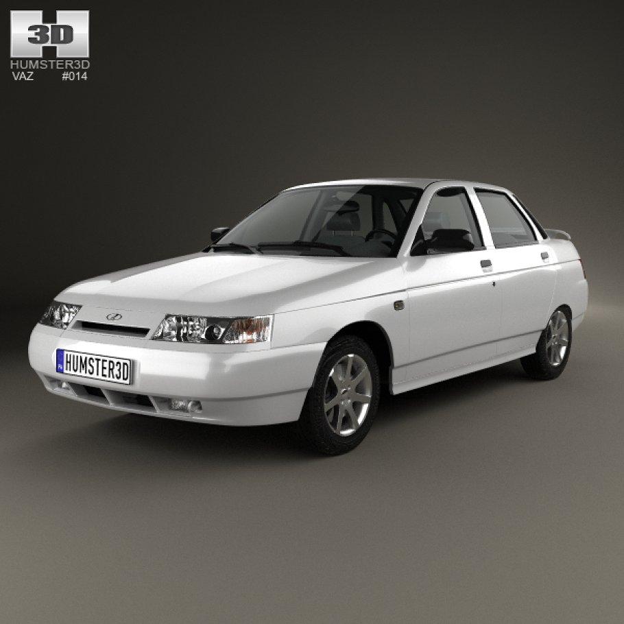 LADA 2110 1995 - 2007 Sedan #5