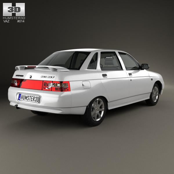 LADA 2110 1995 - 2007 Sedan #4