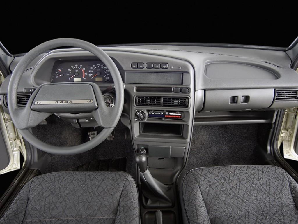 LADA 2110 1995 - 2007 Sedan #8