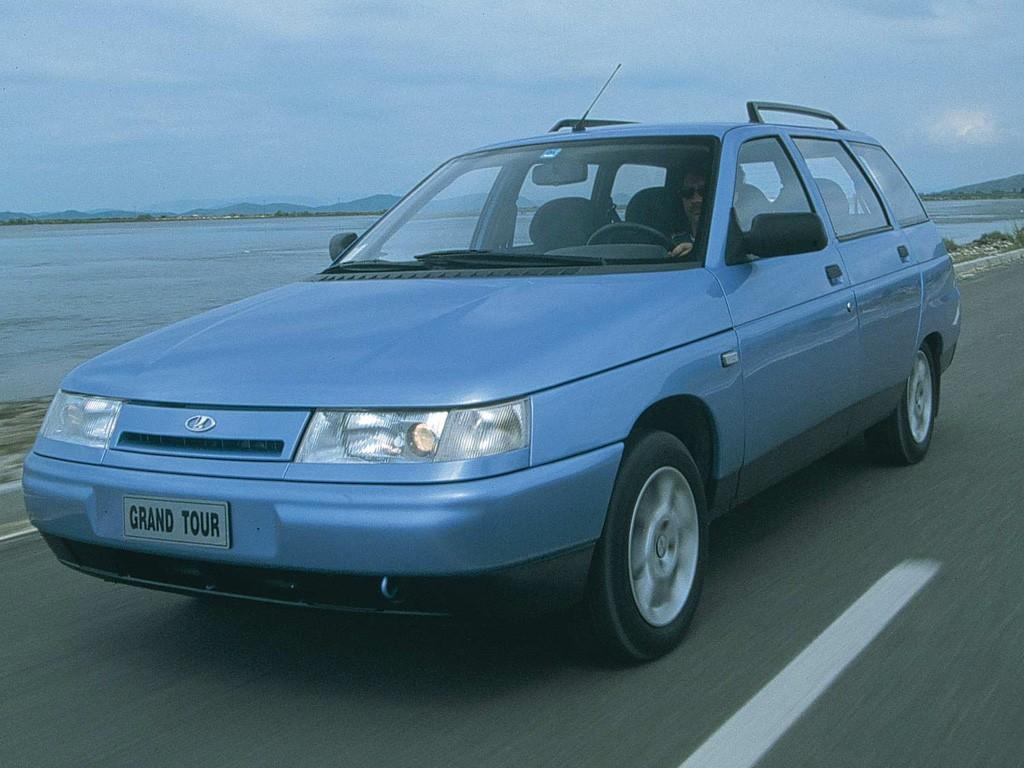 LADA 2111 1998 - 2009 Station wagon 5 door #2