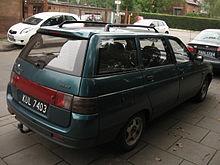 LADA 2111 1998 - 2009 Station wagon 5 door #4