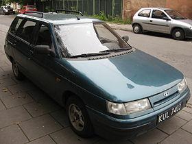 LADA 2111 1998 - 2009 Station wagon 5 door #7