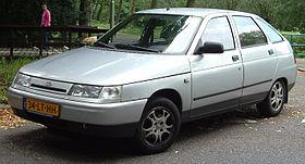LADA 2112 1999 - 2008 Hatchback 3 door #1