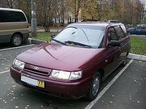 LADA 2111 1998 - 2009 Station wagon 5 door #1