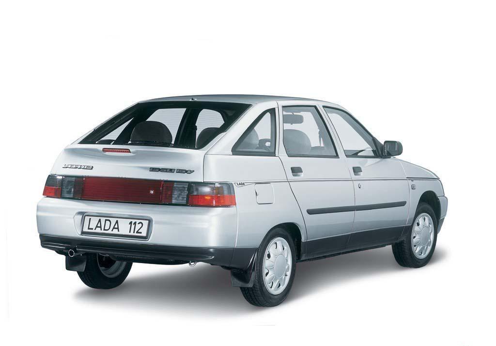 LADA 2112 1999 - 2008 Hatchback 3 door #7