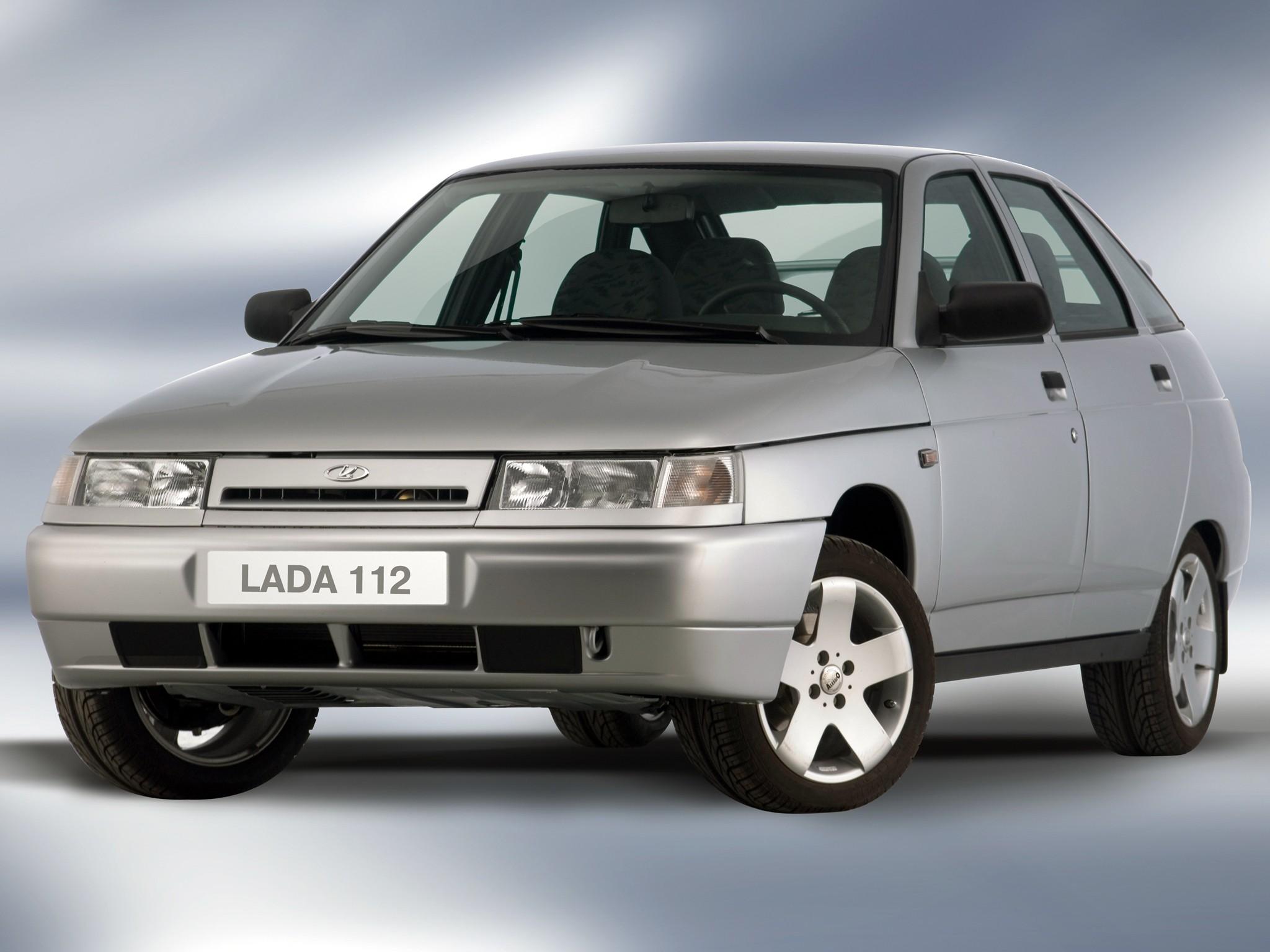 LADA 2112 1999 - 2008 Hatchback 3 door #3