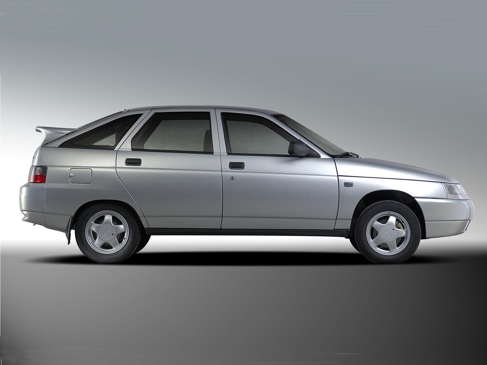 LADA 2112 1999 - 2008 Hatchback 3 door #6