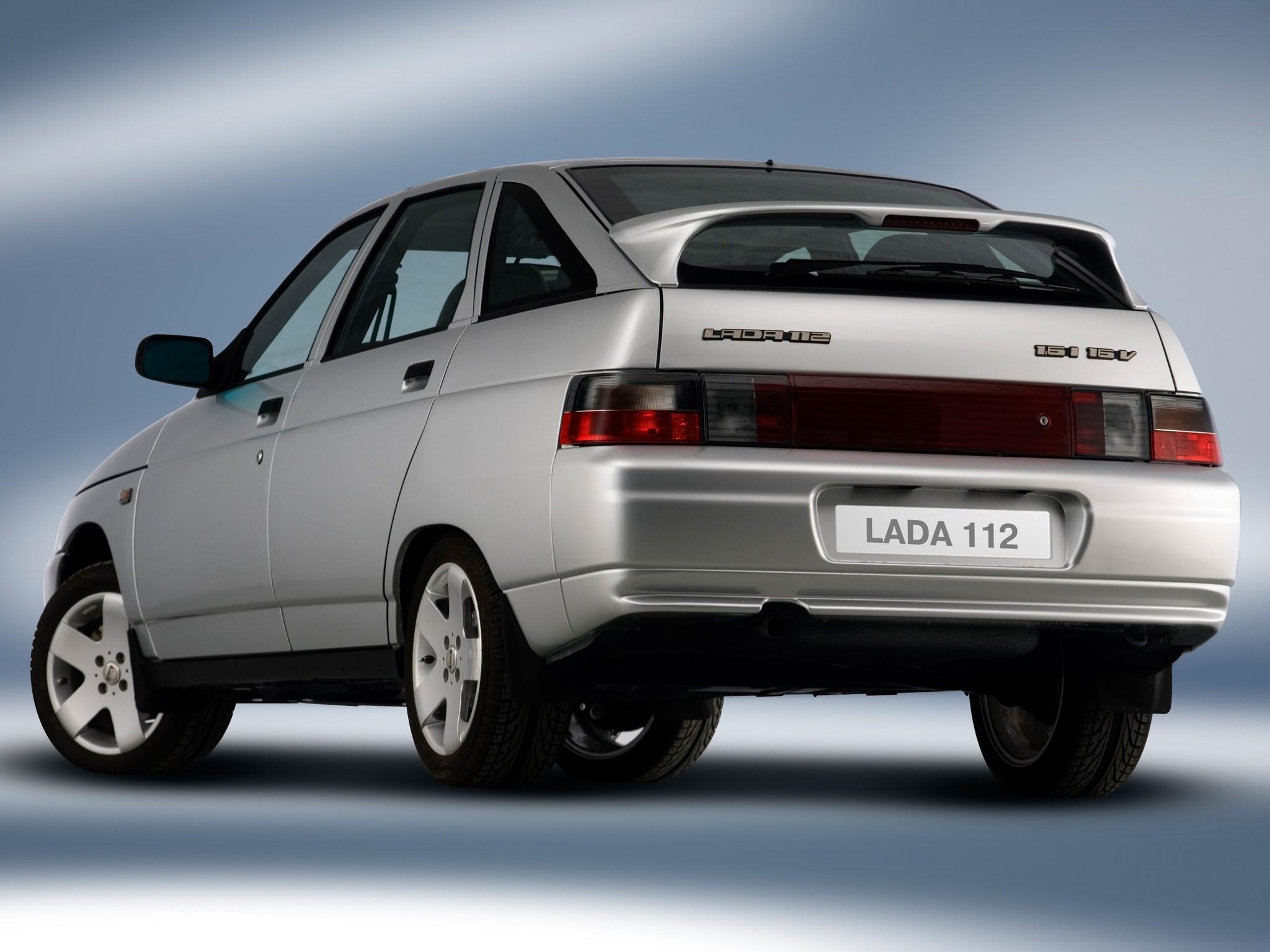 LADA 2112 1999 - 2008 Hatchback 3 door #4