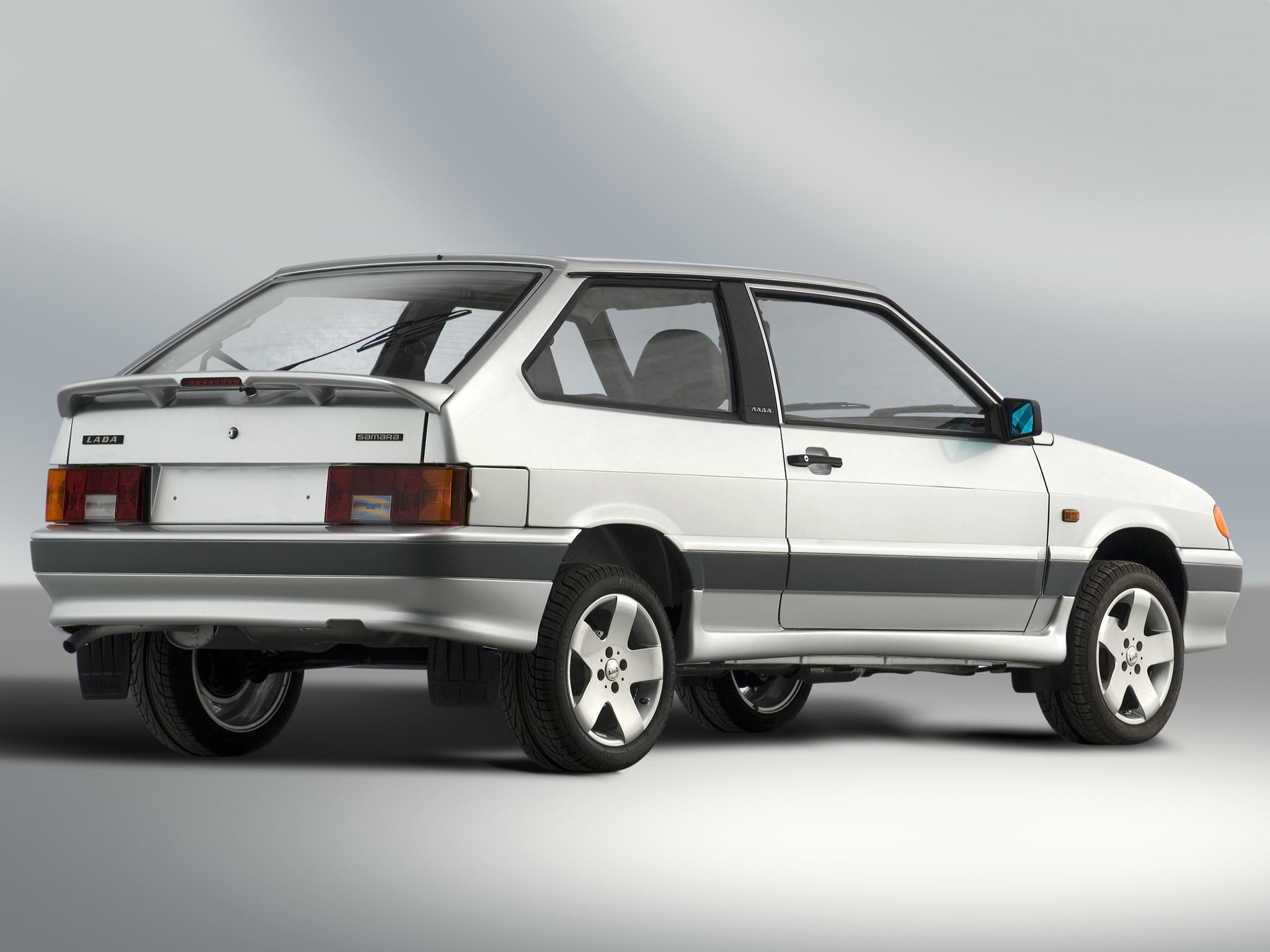 LADA 2108 1984 - 2005 Hatchback 3 door #1