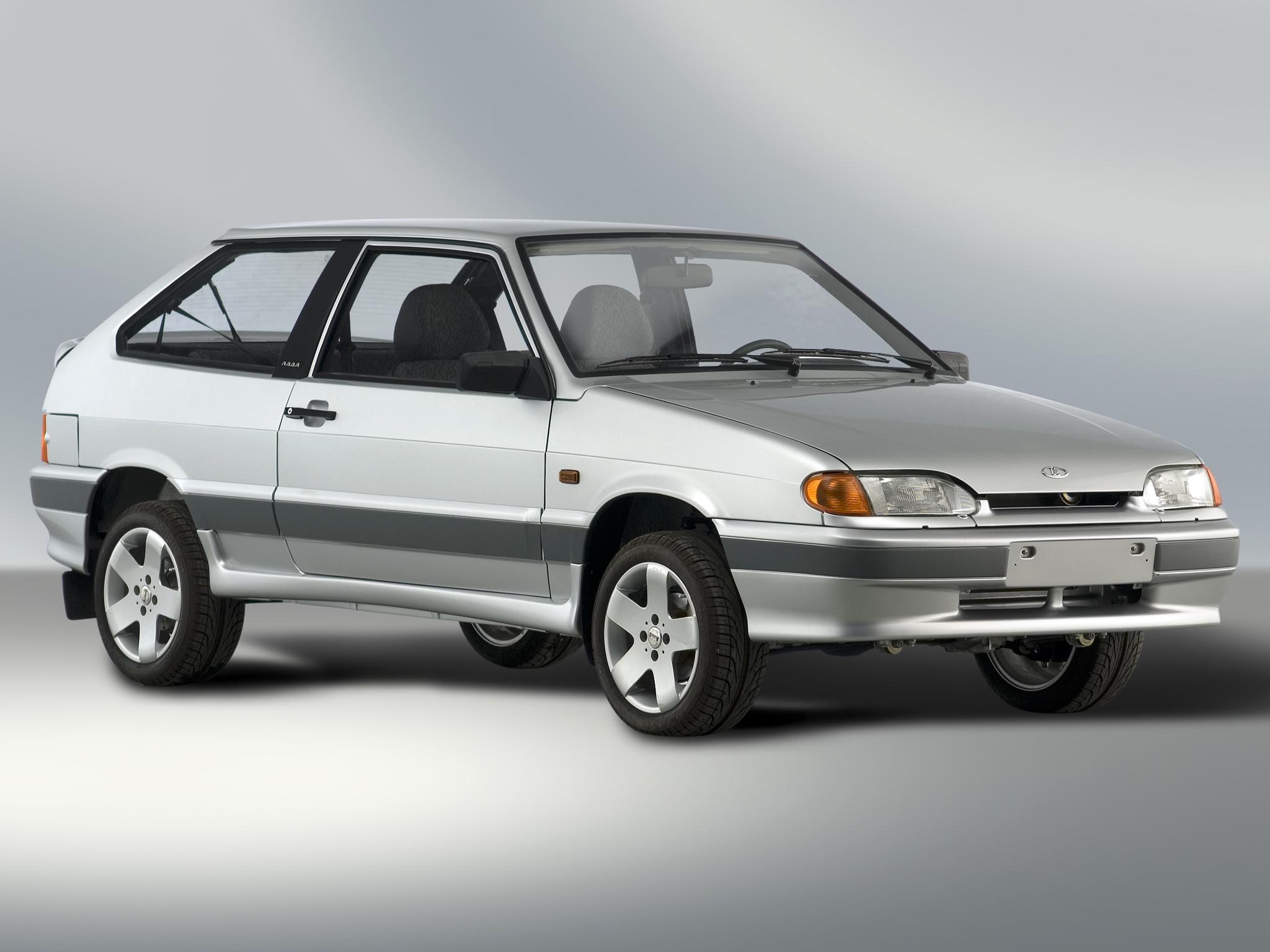 LADA 2113 2004 - 2013 Hatchback 3 door #2