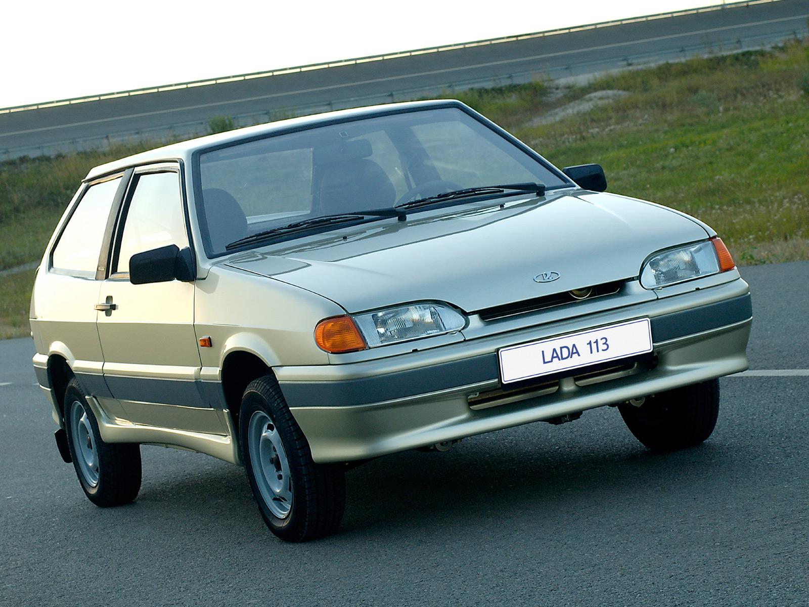LADA 2113 2004 - 2013 Hatchback 3 door #5