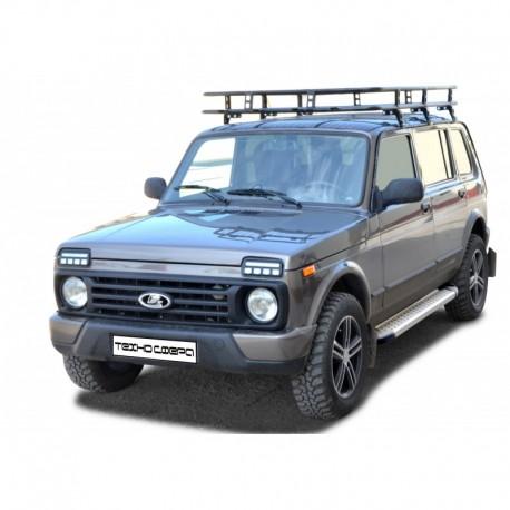 LADA 2131 (4x4) 1993 - now SUV 5 door #5