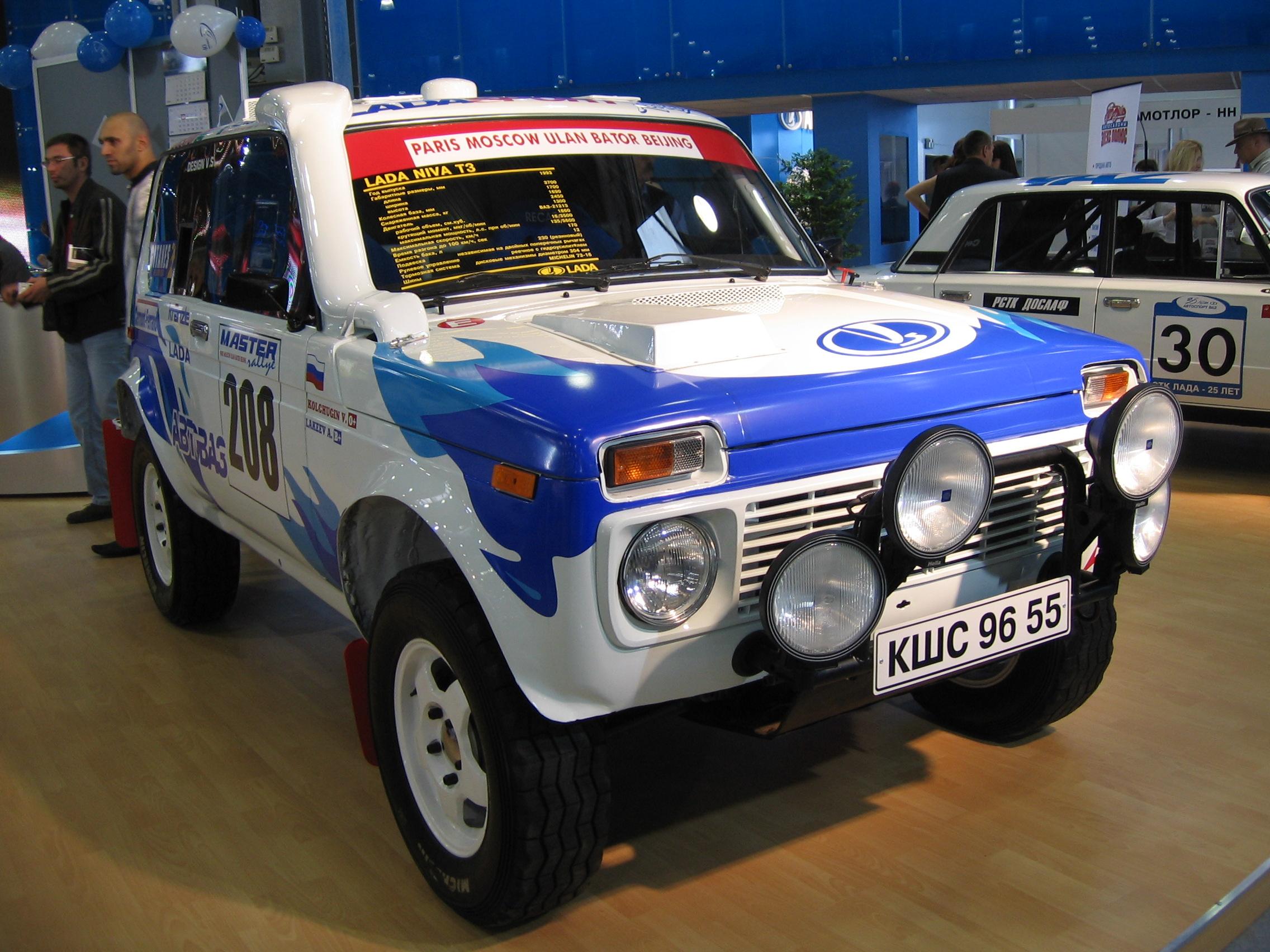 LADA 2123 1998 - 2002 SUV 5 door #5
