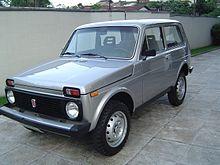 LADA 2123 1998 - 2002 SUV 5 door #6