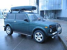 LADA 2123 1998 - 2002 SUV 5 door #1