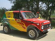 LADA 2129 1992 - 1994 SUV 3 door #4