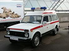 LADA 2129 1992 - 1994 SUV 3 door #5