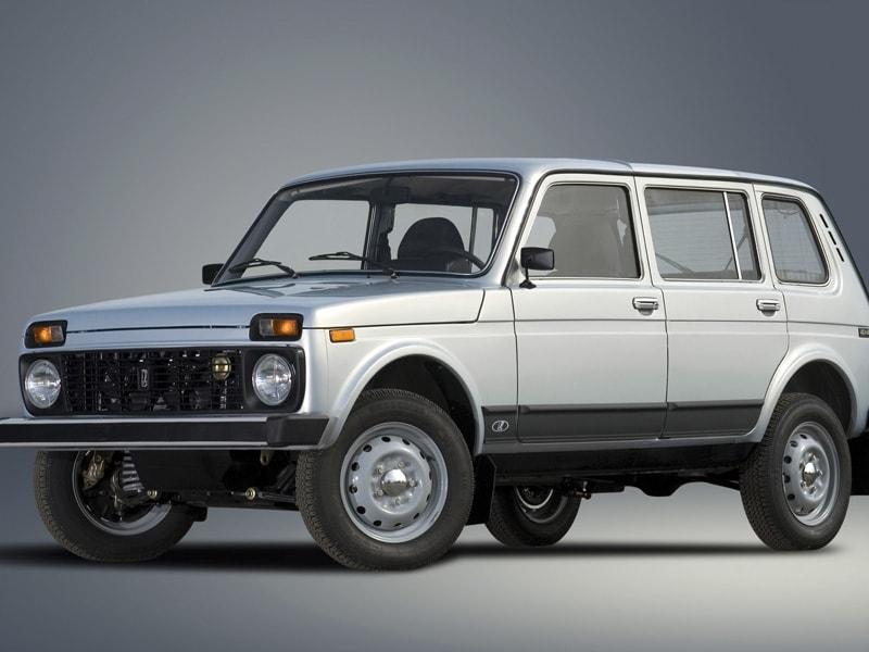 LADA 2131 (4x4) 1993 - now SUV 5 door #6