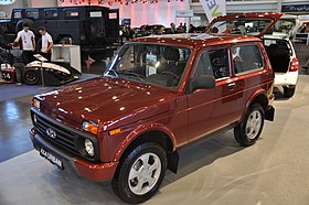 LADA 2328 1995 - 1997 Pickup #5