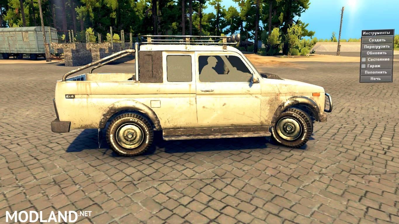 LADA 2328 1995 - 1997 Pickup #1