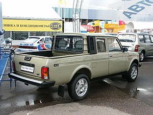 LADA 2328 1995 - 1997 Pickup #7