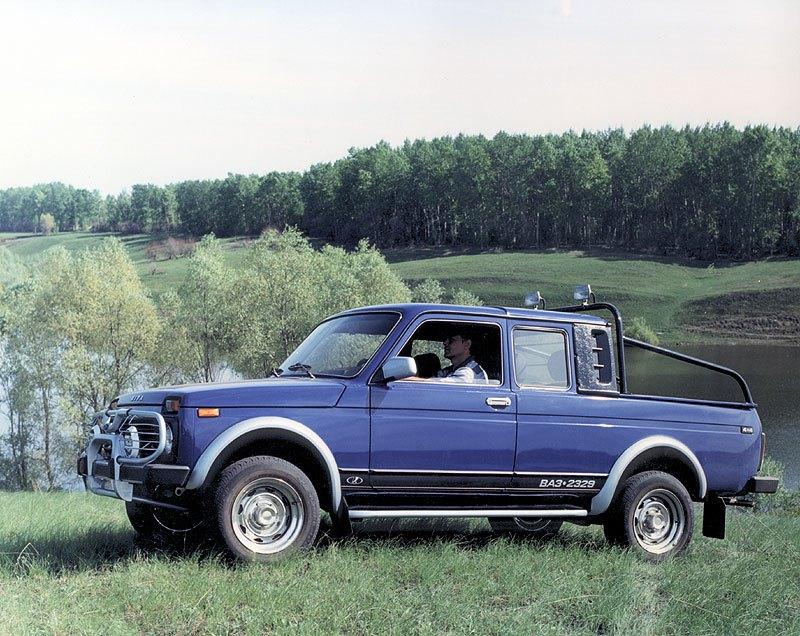LADA 2329 1995 - now Pickup #3