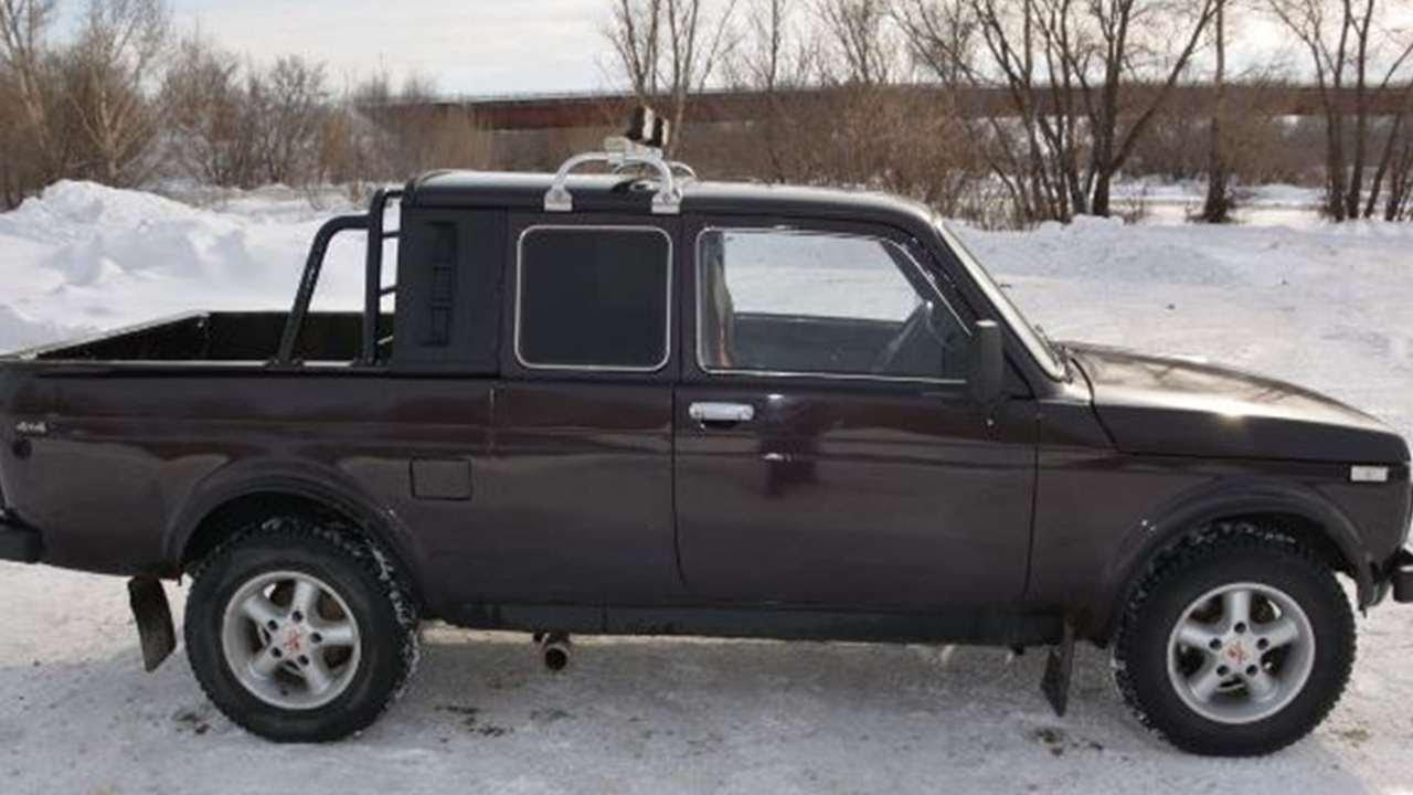 LADA 2329 1995 - now Pickup #4