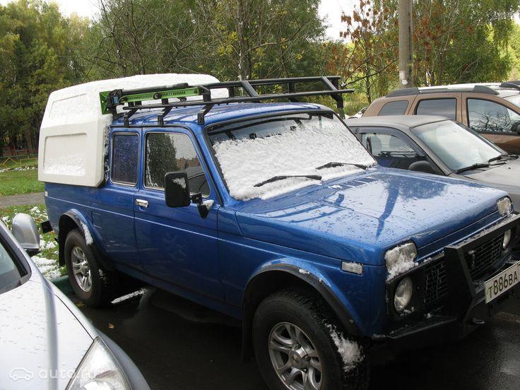 LADA 2329 1995 - now Pickup #5