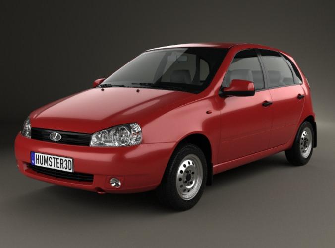 LADA Kalina I 2004 - 2013 Hatchback 5 door #7