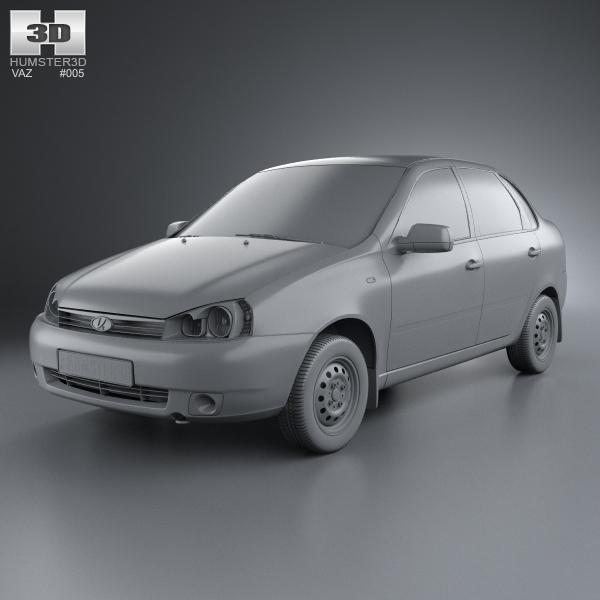 LADA Kalina I 2004 - 2013 Hatchback 5 door #2