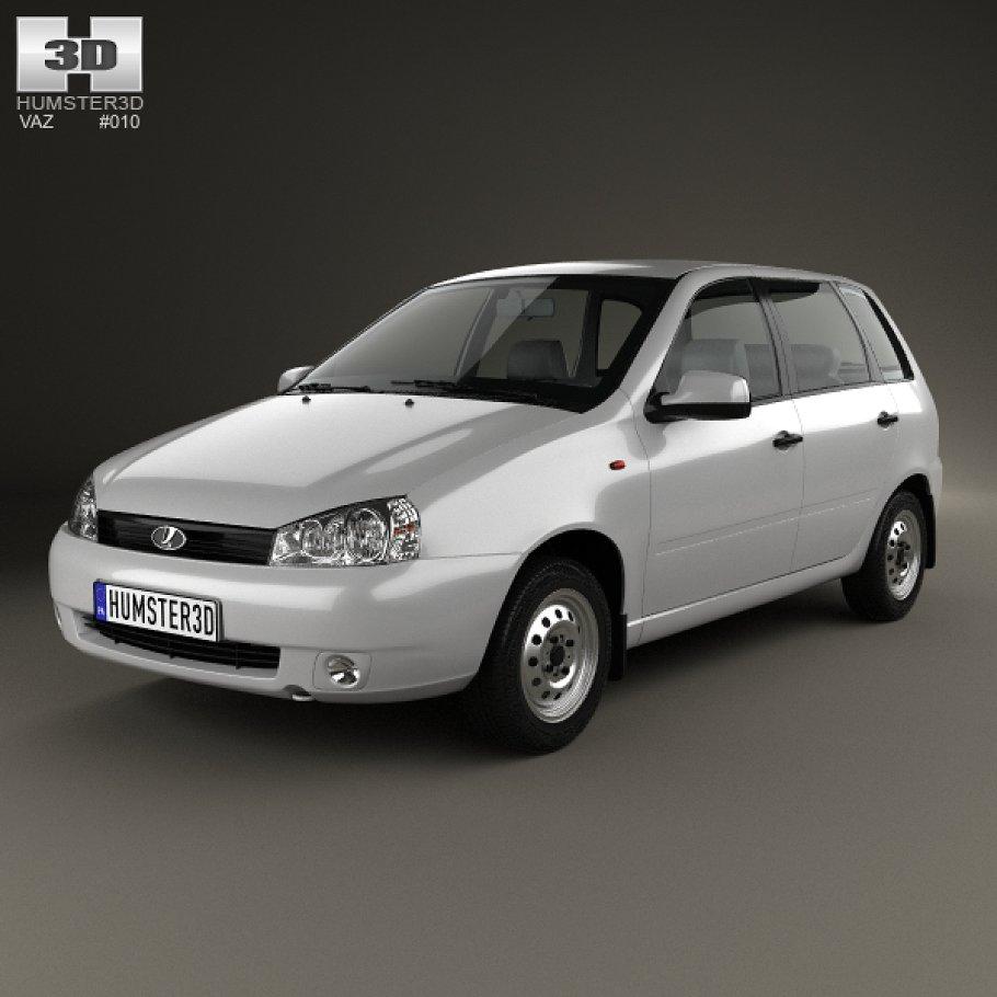 LADA Kalina I 2004 - 2013 Hatchback 5 door #4